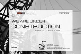 Origin modern under construction template